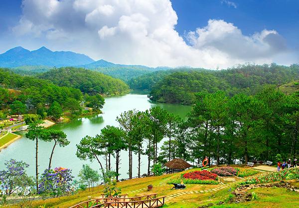 Tour du lịch Nha Trang - Đà Lạt – Buôn Mê Thuột – Pleịku – Đà Nẵng